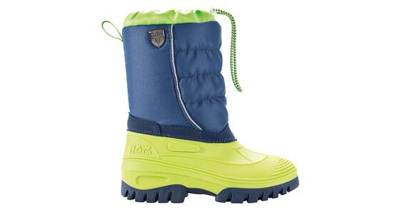 CMP Campagnolo Hanki Snow Støvler grøn/blå